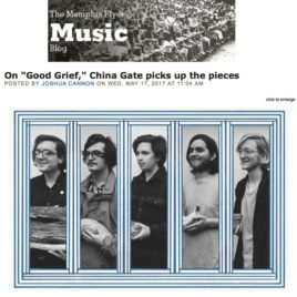 China Gate, The Memphis Flyer