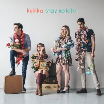 Kuinka Stay Up late album cover