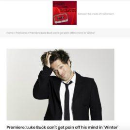 """Bsides & Badlands premieres Luke Buck's single """"Winter"""""""