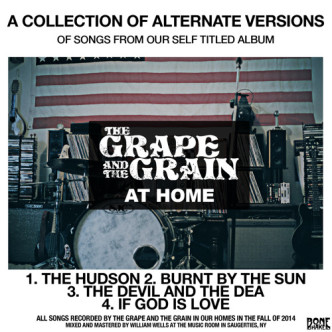 The Grape And The Grain - At Home EP