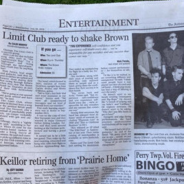 The Limit Club press
