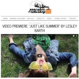 "Lesley Barth ""Just Like Summer"""