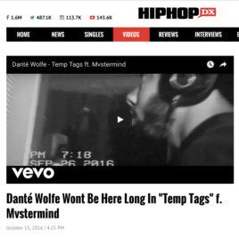 Dante Wolfe