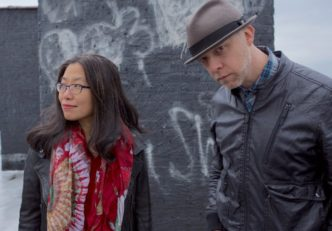 "Mitchell Leonard and Haisi Hu, creators of ""Come Downstairs"""